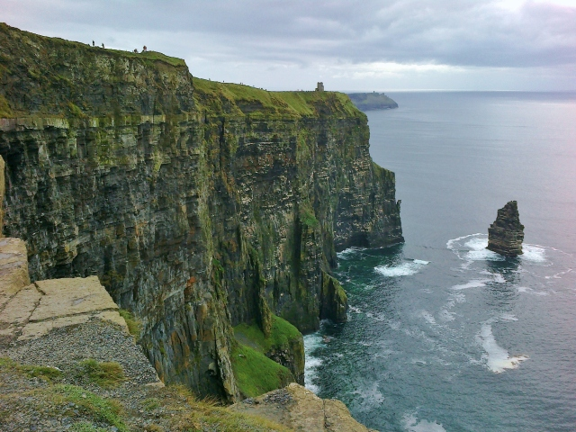 Aillte an Mhothair - the Cliffs of Moher.